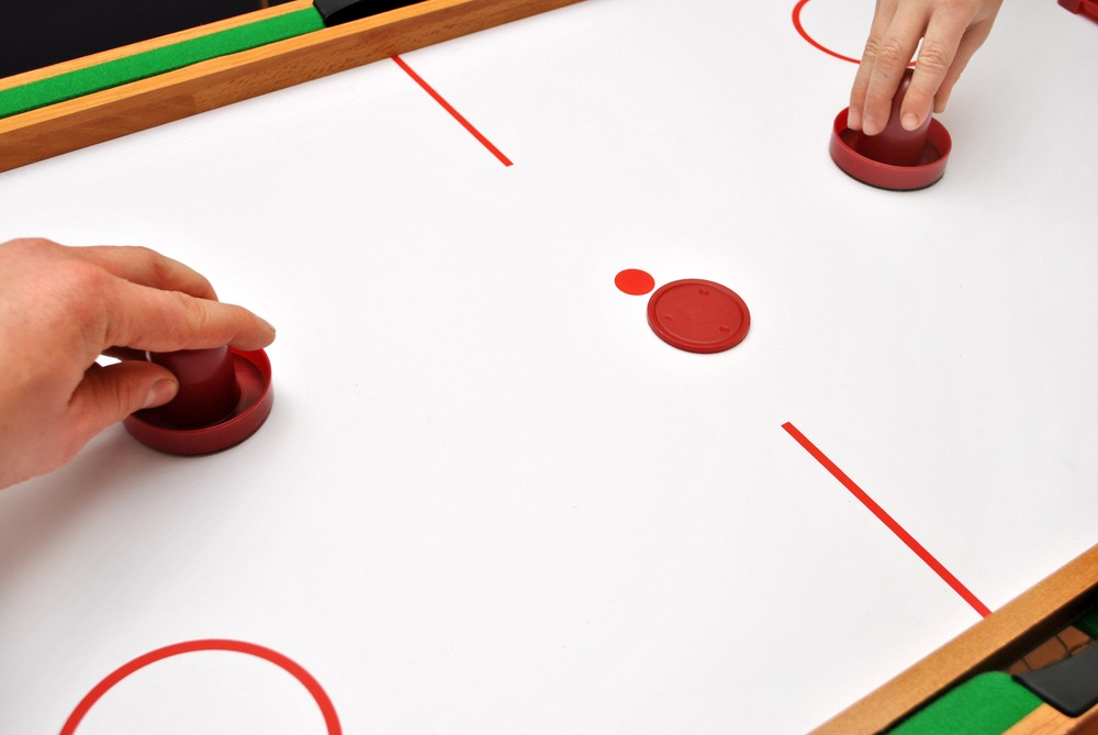 Best Small Air Hockey Table